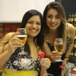 Apresentação das cervejas especiais distribuidas pela AMBEV