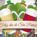 Feliz St. Patricks Day!!