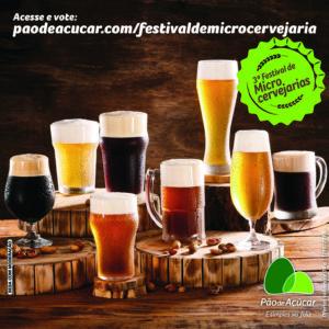 FESTIVAL DE MICROCERVEJARIAS